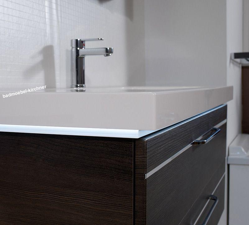 balto 03 spiegelschrank waschtisch 92 cm wei hgl badm bel kirchner. Black Bedroom Furniture Sets. Home Design Ideas