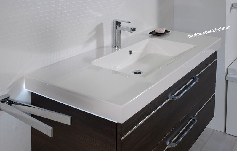 balto 07 spiegelschrank waschtisch 123 cm graphit. Black Bedroom Furniture Sets. Home Design Ideas