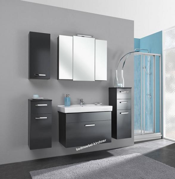 mainz 03 spiegelschrank keramikwaschtisch 80 cm badm bel kirchner. Black Bedroom Furniture Sets. Home Design Ideas